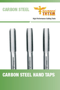Carbon Steel Hand Taps