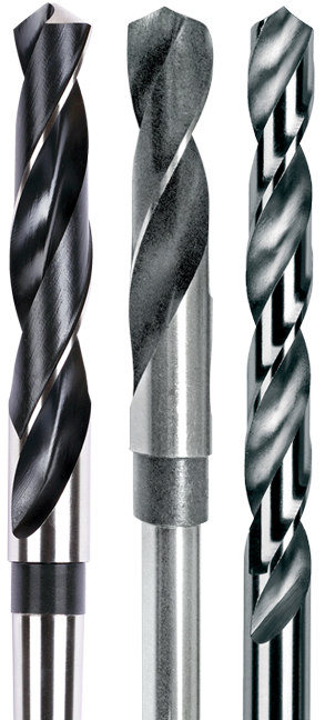 High Speed Steel Drills