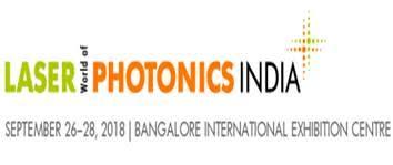 Laser Photonics India 2018
